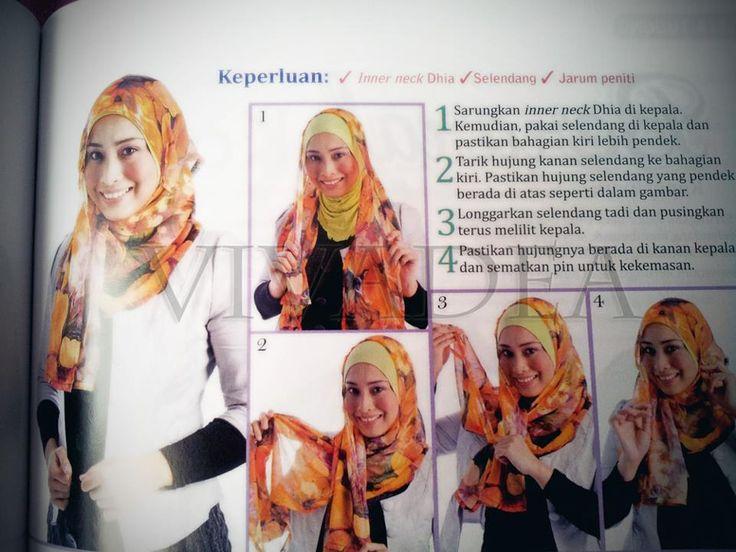 Let's try thousands way to style your #hijab with #vivadea ! #dhiavivadea  www.vivadea.com https://www.facebook.com/vivadea