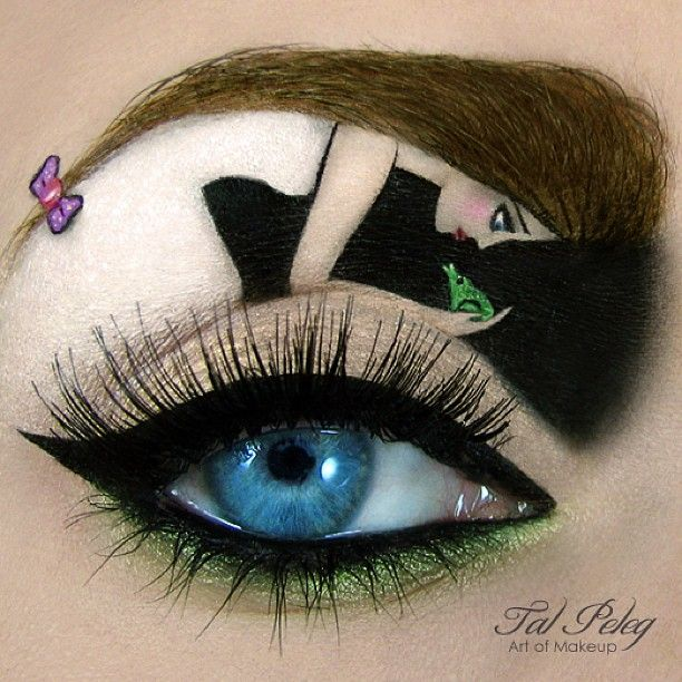 Tal Peleg | Art of Makeup @tal_peleg Instagram photos | Webstagram: