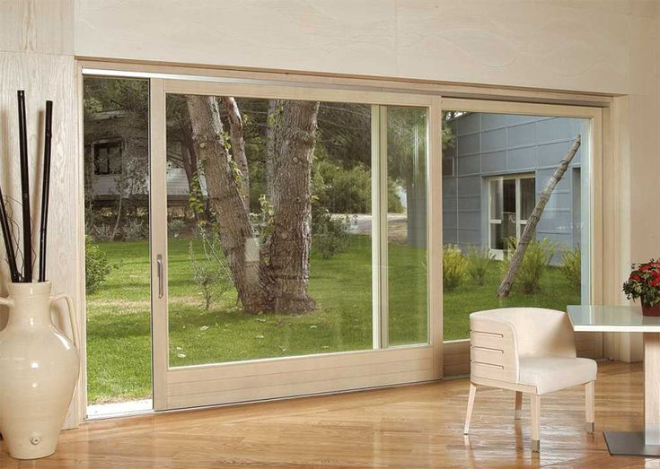 finestre scorrevoli alluminio legno brescia