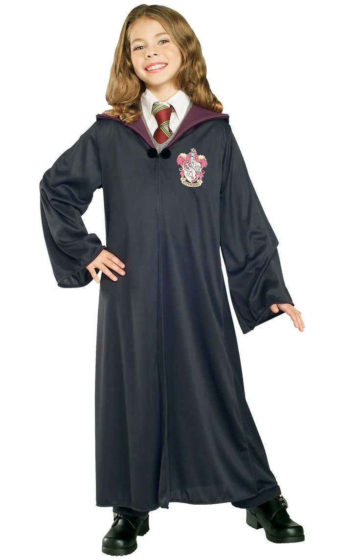 Harry Potter Gryffindor Robe Child  Costume from Buycostumes.com