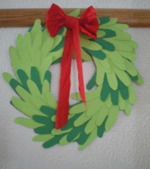 Lavoretti Di Natale Al Nido.Pin Su Natale