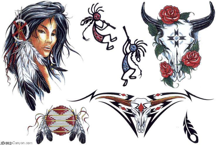 Dvmeleri Native American Indian Totem Tattoos Dream Tattoo Forum picture 1843