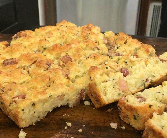 Pão de Bacon e Ervas (Foto: Mais Você/Gshow)