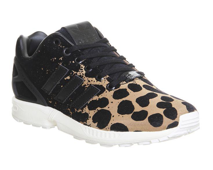 Adidas Shoes Zx Flux 2017 Black