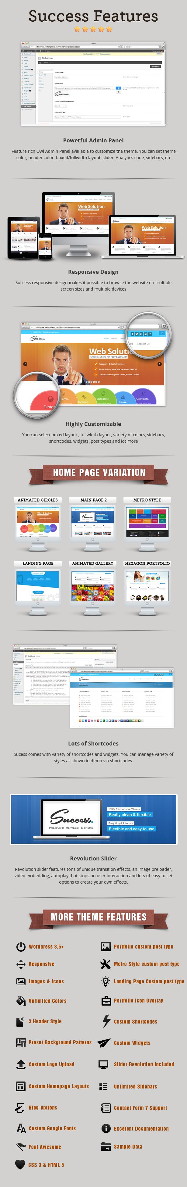 WordPress - Success - Wordpress Bootstrap Theme | ThemeForest