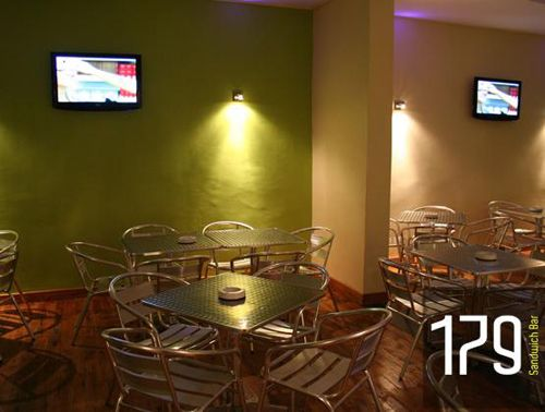 179 Sandwich Bar and Lounge - Santa Cruz, #Colchagua Valley