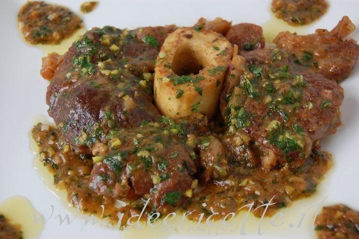Ricetta Ossobuco alla milanese (con gremolada) della Gabriella