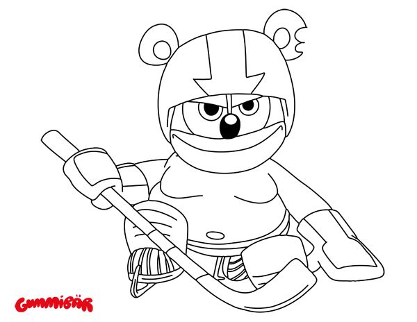 21 best color gummib r images on pinterest gummi bears for Coloring pages of gummy bears