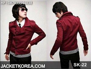 Blazer Jaket Korea SK-22