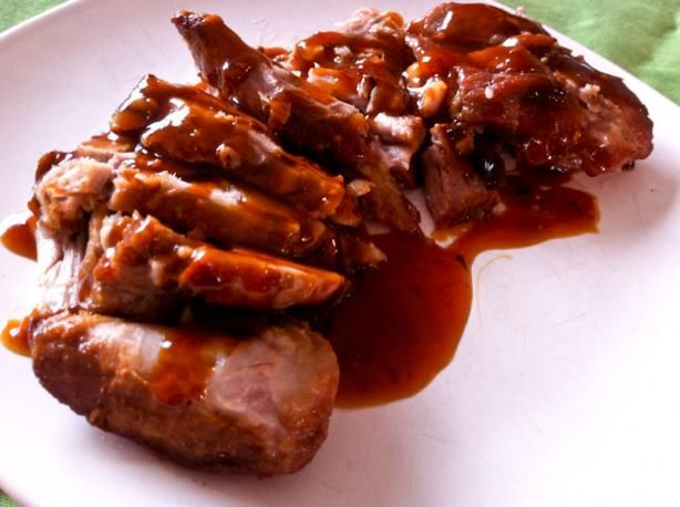 """Jack Daniels Cooking Sauce (Pareve) from Food.com:   Great with baked fish, just marinate fish in it for 1 hour, then bake. It's also good basted onto hamburgers on the grill, etc.  I personally use """"Kikkoman's Teriyaki Baste & Glaze"""".  Use margarine to keep this recipe pareve."""