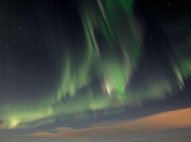 Aurores Boréales en Laponie en Finlande