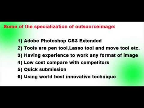 Professional photo clipping path service provider