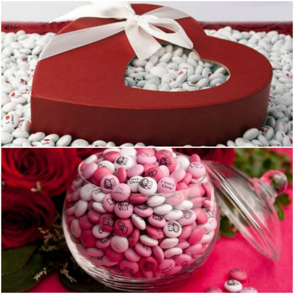 Who doesn't love a 'sweet deal?' Show your love year round with personalized MY M&M'S! http://ow.ly/u2F2K