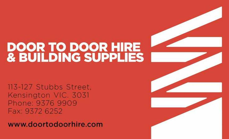 Check Out Door to Door Hire's Garden Equipment for hire including hole diggers, chain saws, mini loaders and more.
