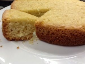 Coconut and lime cake   Slow cooker