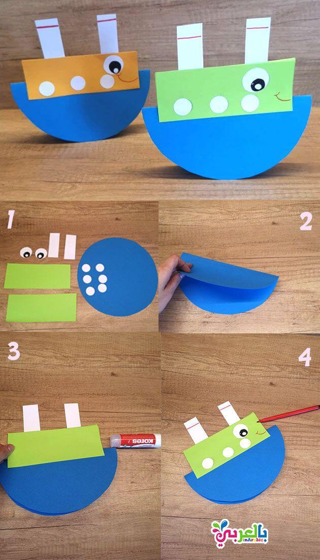 10 اعمال يدوية للصيف ممتعة للاطفال انشطة فصل الصيف 2019 بالعربي نتعلم Summer Preschool Crafts Summer Crafts For Toddlers Preschool Crafts