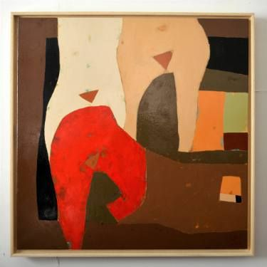 "Saatchi Art Artist Matteo Cassina; Painting, ""Night Club"" #art"
