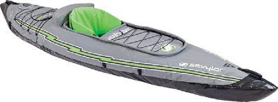 Sevylor Quikpak K5 1Person Kayak >>> Read more  at the image link. This is an Amazon Affiliate links.