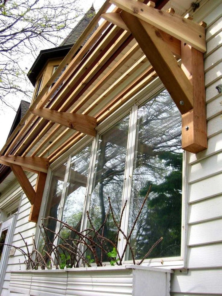 Wooden Gazebo Canopy