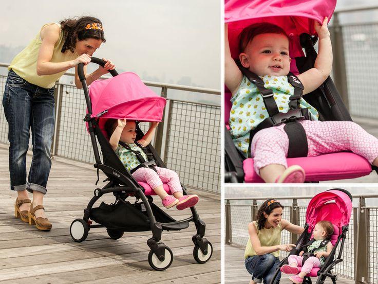 Best City Strollers: BabyZen Yoyo. #strollerweek