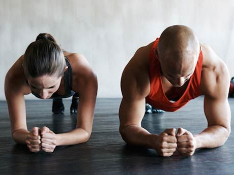 Make your fitness goals a reality. Take on this two-week workout plan to lose weight, build muscle and gain endurance.