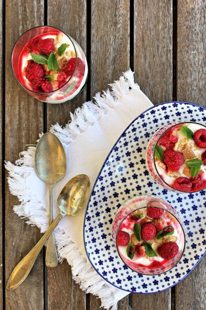 Sweet Bigas: cheesecake magro de framboesas | P3