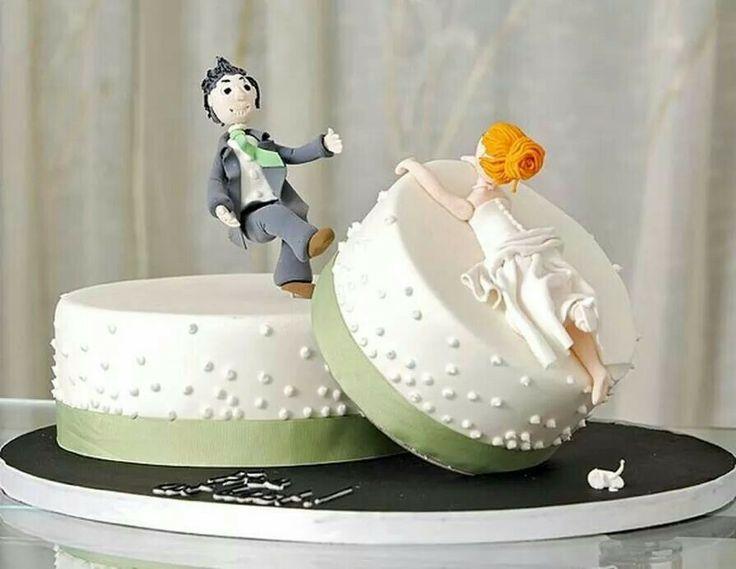 Boşanma pastası