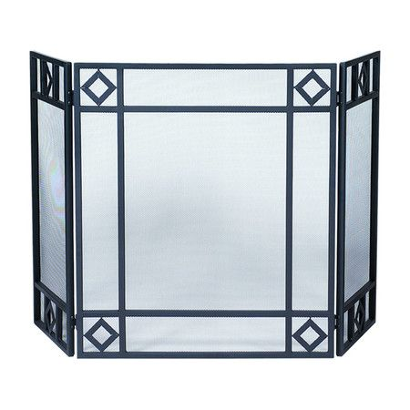 31 Best Fireplace Screens Accessories Images On Pinterest Fireplace Screens Fireplaces And