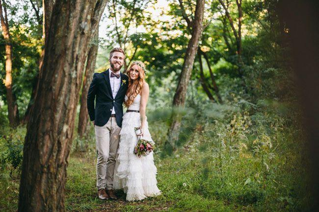 Intimate + Rustic South African Wedding: Thomas + Sarah-Jane