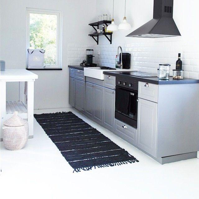 Ikea Kitchen Grey: 44 Best Ikea Keukens Images On Pinterest