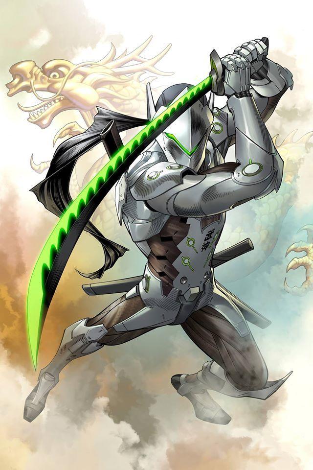 Genji                                                                                                                                                                                 More