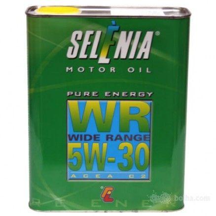 Λιπαντικό Αυτοκινήτου Selenia Pure Energy 5W-30 2lt