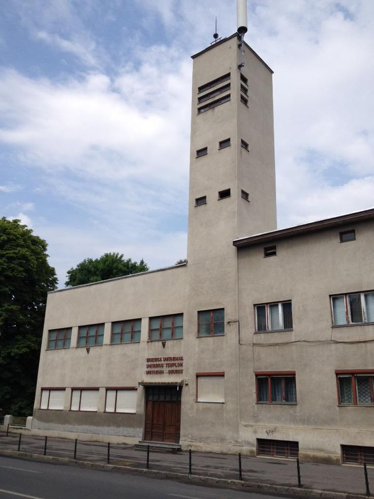 This is a Romanian church... @BrutalHouse