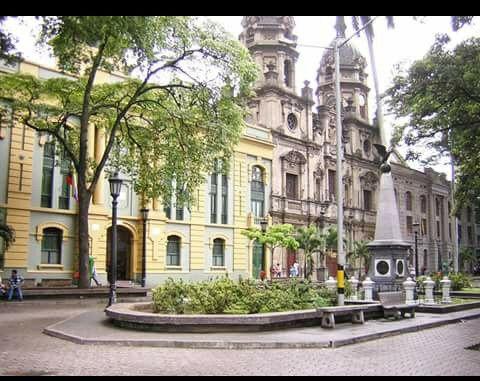Plazuela San Ignacio