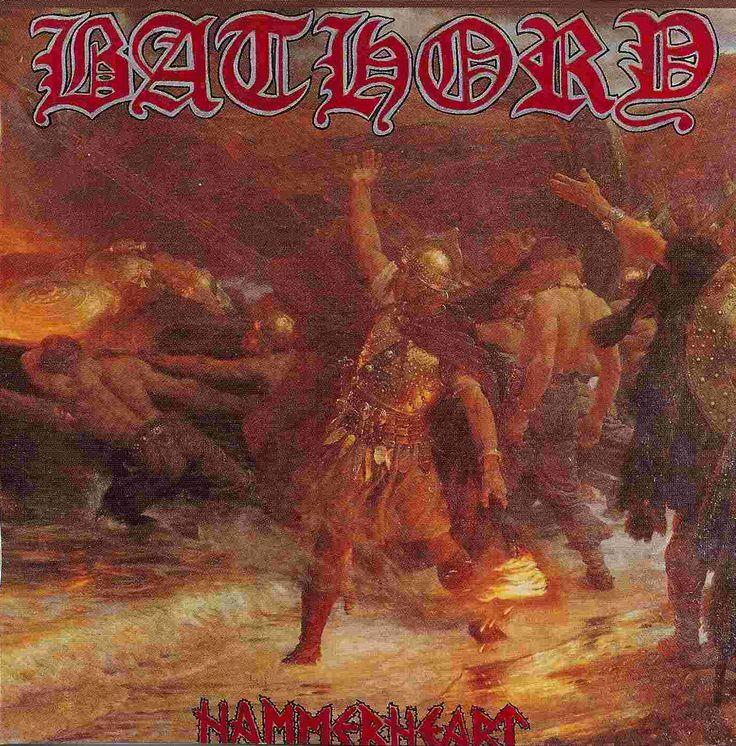 Bathory - Hammerheart (1990)
