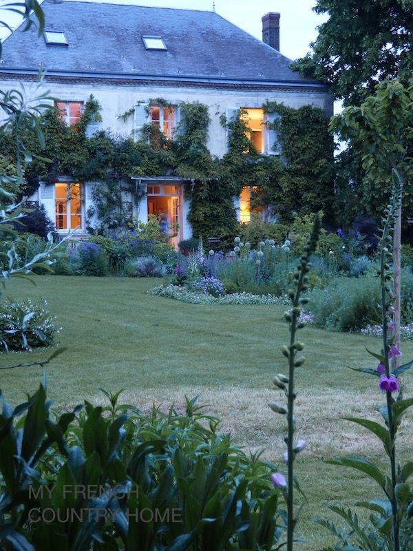Best 25 french country gardens ideas on pinterest french garden house and garden at my french country home sciox Choice Image