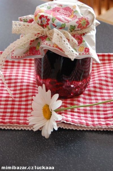 ostružinová marmeláda