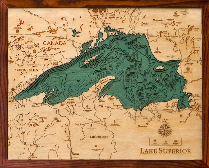 56 best Lake Maps images on Pinterest  Laser cutting Woods and