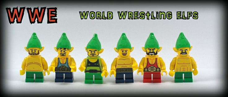 WWE World Wrestling Elfs