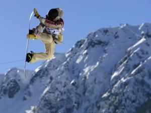Sage Kotsenburg wins first gold at Sochi