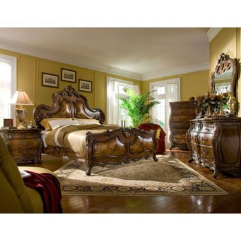 Costco Villa Lorraine 6 Piece King Bedroom Set Costco Pinterest Lorraine Villas And