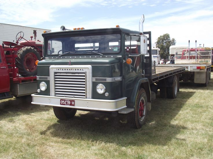 international acco truck - Google Search