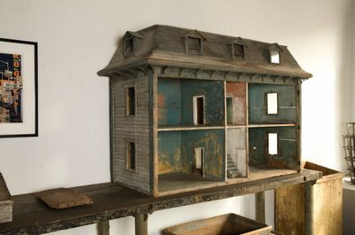 Nancy Allen Dollhouse (1800's) ♥