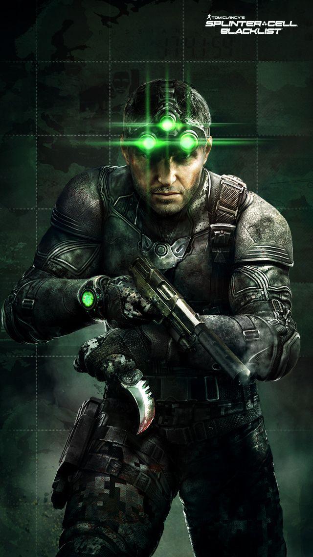 23 best Splinter cell images on Pinterest | Videogames ...
