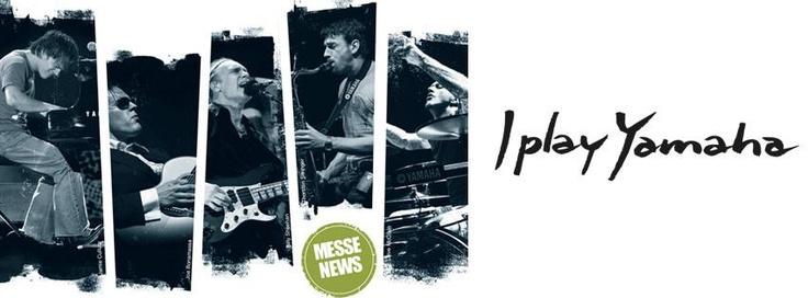 I Play Yamaha | Musikmesse 2013 | #Y4U
