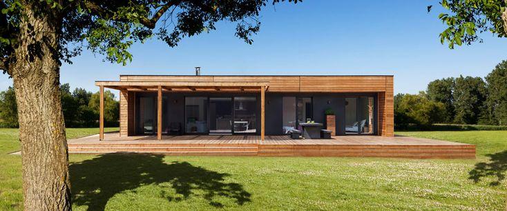 La maison autonome architecture - Maison ecologique autonome ...