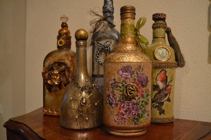 DIY Bottles