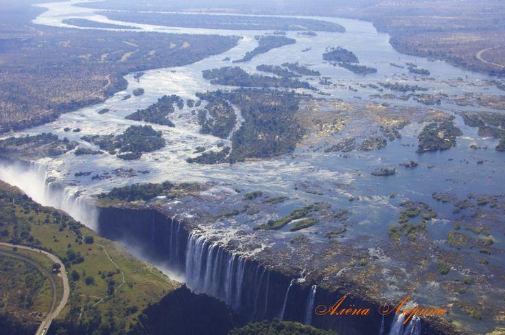Алена Ларина: фотоальбом Африка