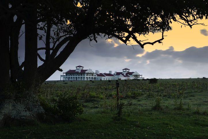 Estancia Vik. Jose Ignacio, Uruguay.