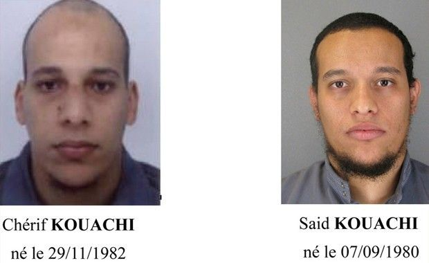 """Os dois irmãos Kouachi que participaram domassacre ao jornal satírico francês """"Charlie Hebdo"""" foram mortos nesta sexta-feira (9). A informação foi confirmada pela prefeita de Paris, Anne Hidalgo.O..."""